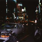 Tokyo Roppongi bei Nacht