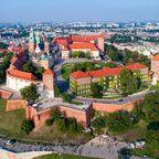 Erste Welterbestätten: Altstadt von Krakau