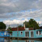 Hauboot-Ferien auf der Elbe