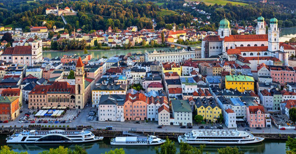 Passau, Deutschland
