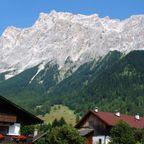 Deutschlands Gipfel-Rekordhalter ist die berühmte Zugspitze