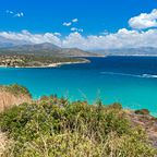 Kreta lockt im Mai vor allem sonnenhungrige Urlauber nach Griechenland.