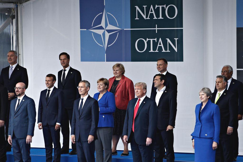 Diese Länder gehören zur NATO: Gründungsmitglieder