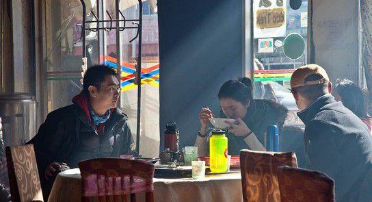 Open Explorer in China und Tibet