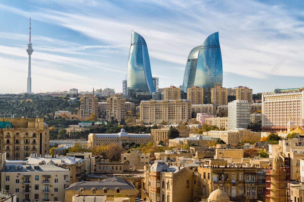 Top-Ziele 2019 für Städtereisen, Platz 5: Baku