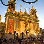 Traditionelle Festas gehören in Malta zum Abendprogramm