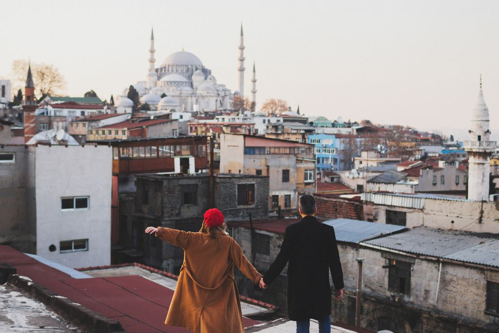 Die 10 meistbesuchten Städte 2017, Platz 9: Istanbul