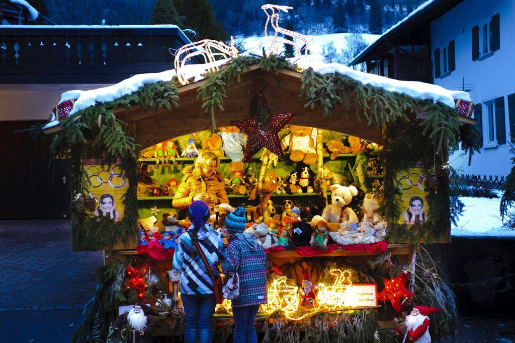 Weihnachtsmarkt in Bad Hindelang