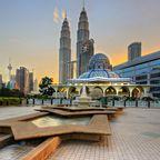 As Syakirin-Moschee in Kuala Lumpur