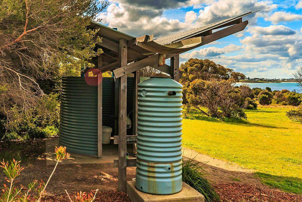 Basham Beach Conservation Park, Australien