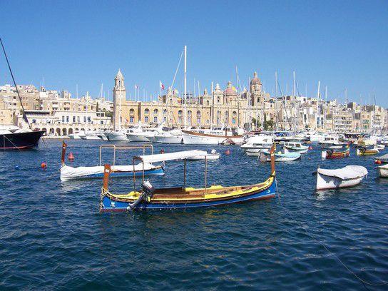 Malta - Vittoriosa