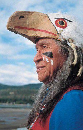 Ureinwohner in British Columbia