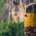 Zug in Thailand