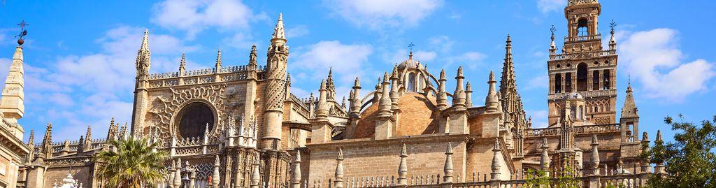 Catedral de Santa Maria de la Sede y Giralda