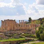 Artemis-Tempel in Gerasa