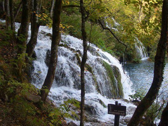 Milanovacki Wasserfall