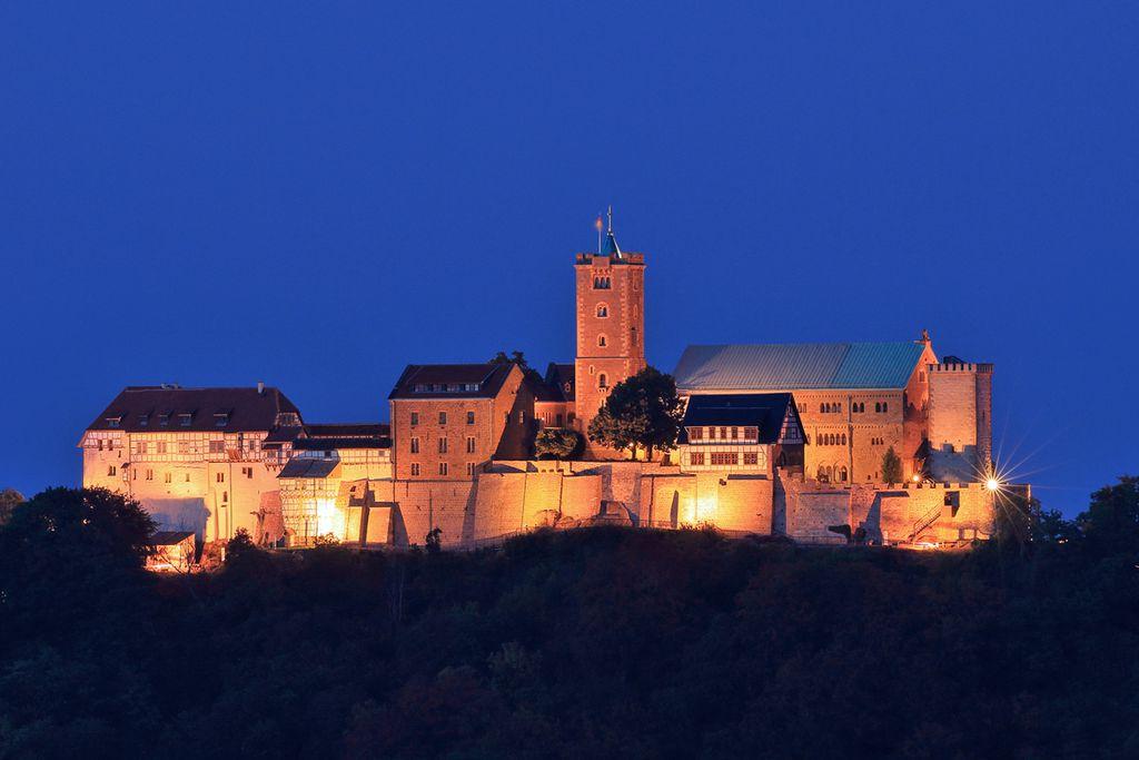 Wartburg: Einstimmen auf das Lutherjahr