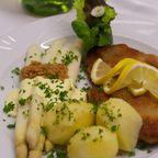 Gutbürgerliche Küche im Hotel-Restaurant