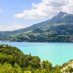 """Das """"Nizza der Alpen"""" lockt mit Sonnenschein"""