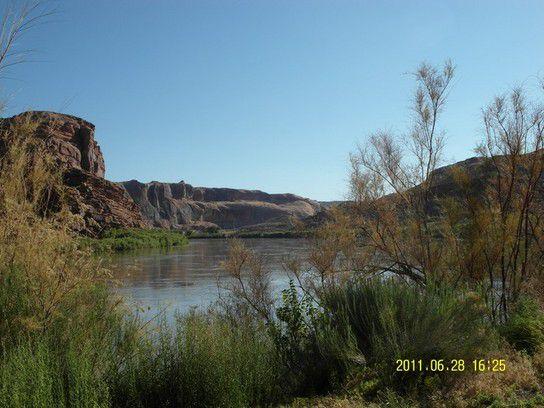 Colorado River bei Moab, Utah
