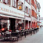 Italienisches Restaurant und Café