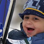 Alta Badia bietet 130 Pistenkilometer und ein Übungsgelände für Kinder