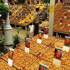 Blumenmarkt am Singel