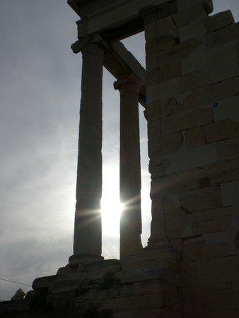 Kap Sounion, Posseidion-Tempel, Attika, Griechenland