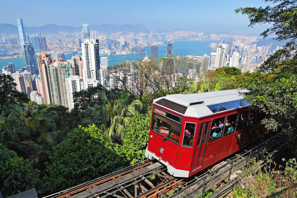 HongKong Touristenbahn