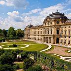 Fürstbischöfliche Residenz in Würzburg
