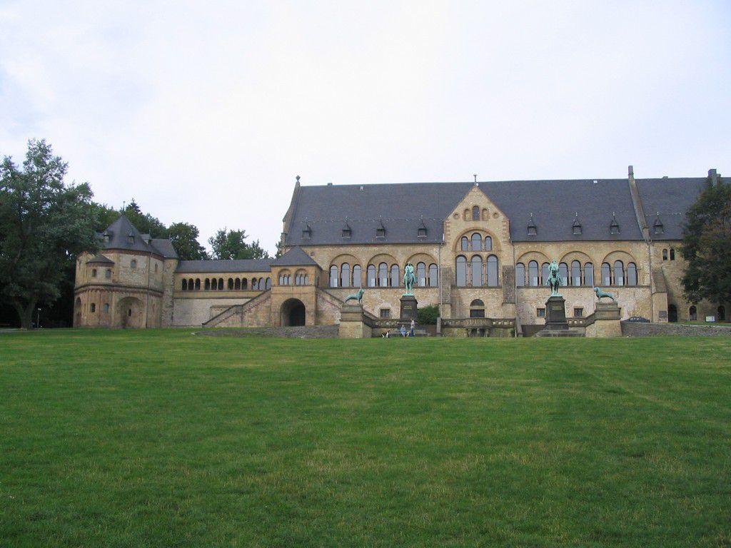 Harz - Goslar Kaiserpfalz