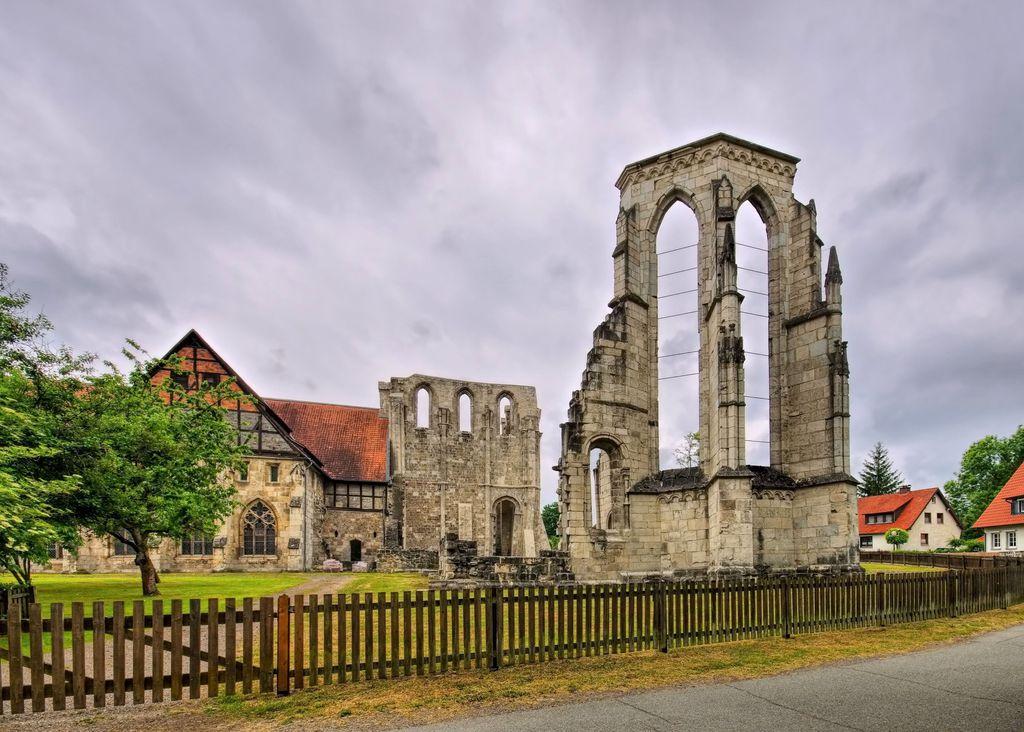 Kloster im Harz