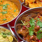 In Ms. Moosas internationaler Kochschule steht alles im Zeichen des indischen Currys