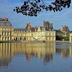 Fontainebleau im Spiegel