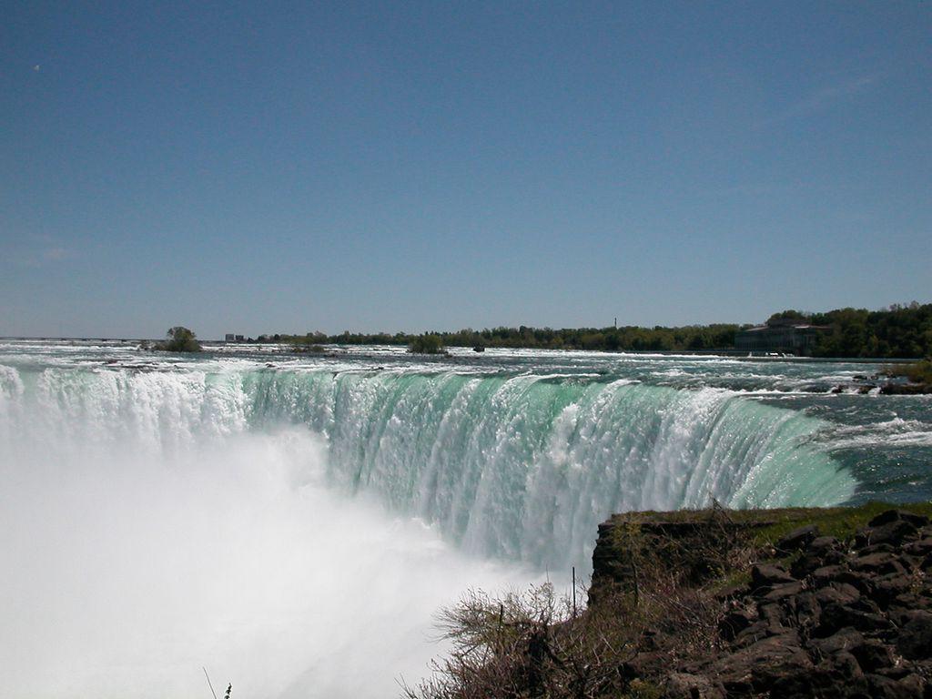 Nigara Falls: Horseshoe Falls