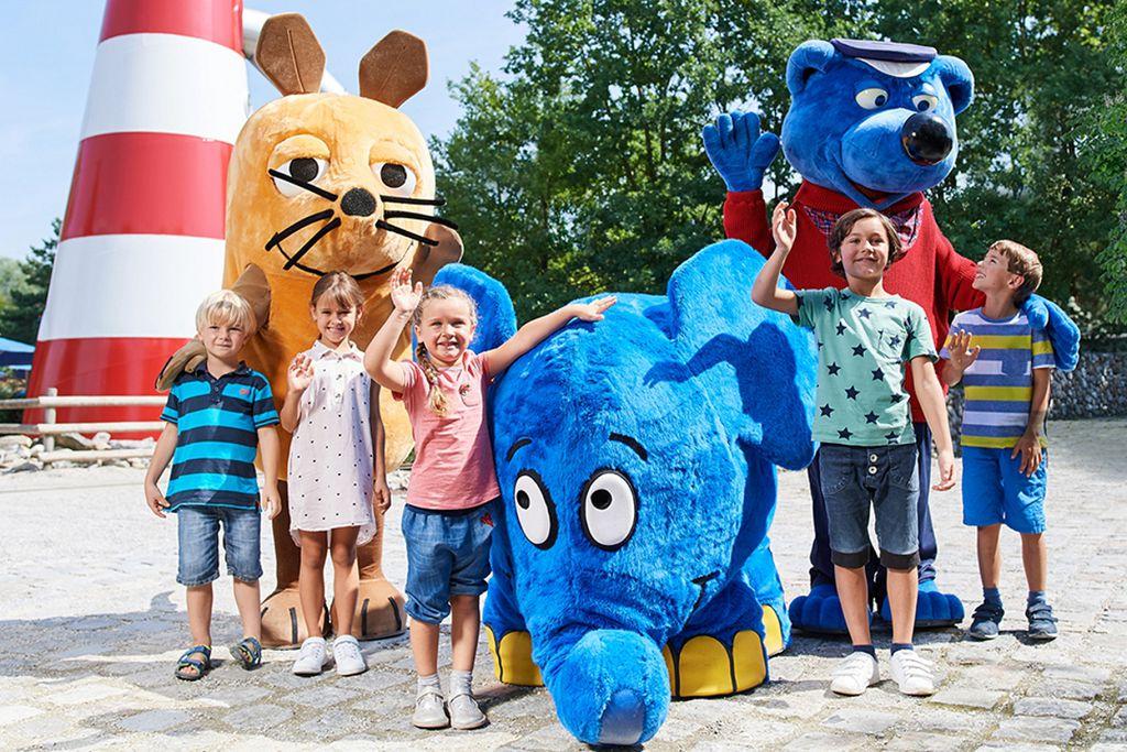 Top-Freizeitparks Deutschland, Platz 10: Ravensburger Spieleland