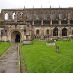 Abtei in Malmesbury