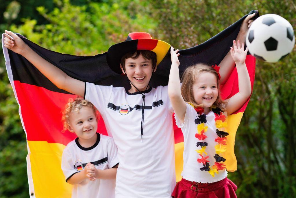 FIFA-Weltrangliste, Platz 1: Deutschland