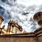 Die Kathedrale von Noto