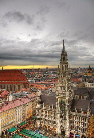 über den dächern von monaco de bavaria