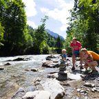 Über Stock und Stein mit Kind und Kegel - perfekter Familienurlaub