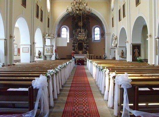 Kirche in Schönlanke ( Trzcianka )