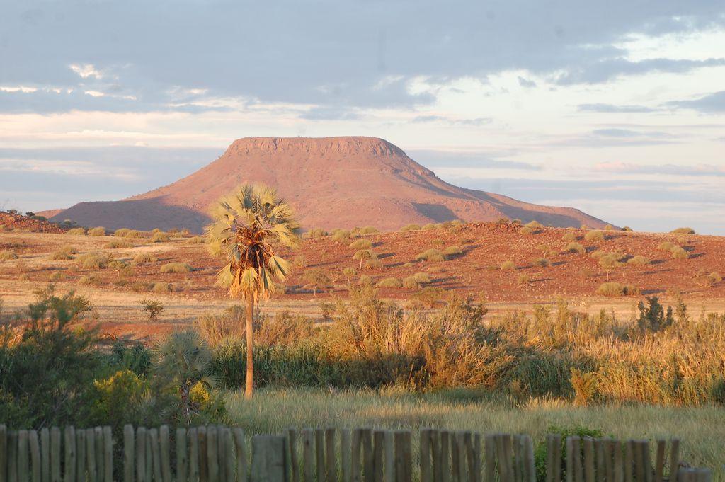 Tafelberg in Namibia