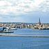 Aarhus leuchtet in den Farben des Regenbogens