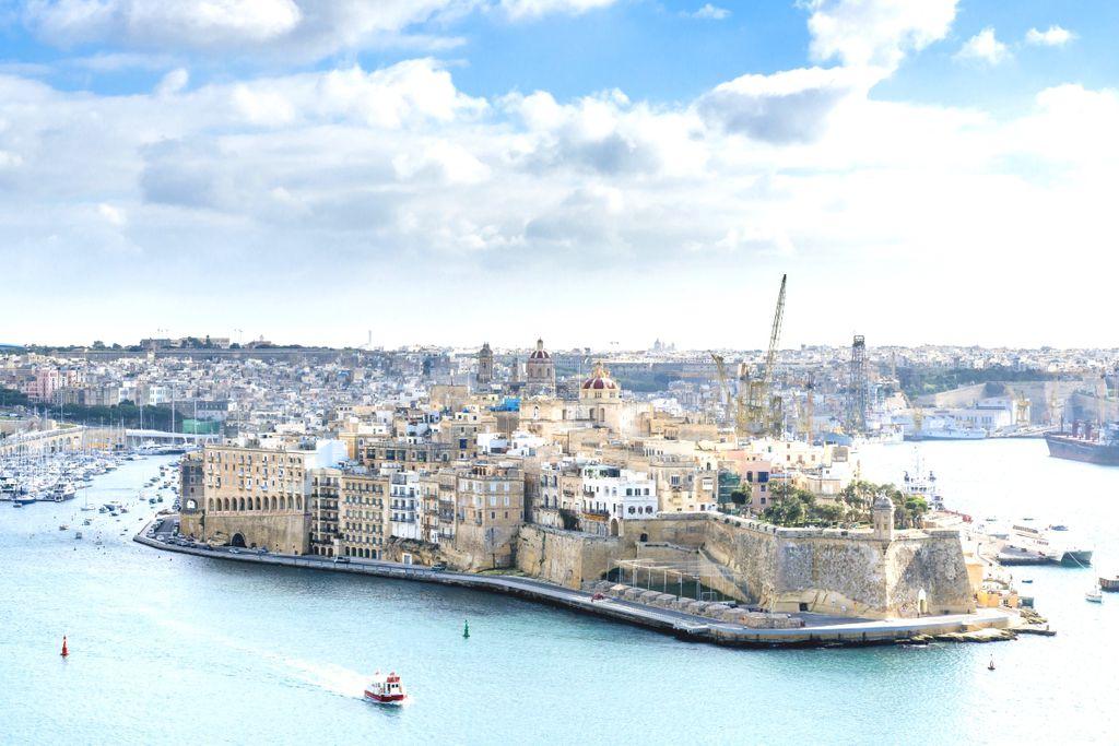 Valletta trotzte den Zeitläufen