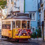 Straßenbahn-Metropolen der Welt: Lissabon