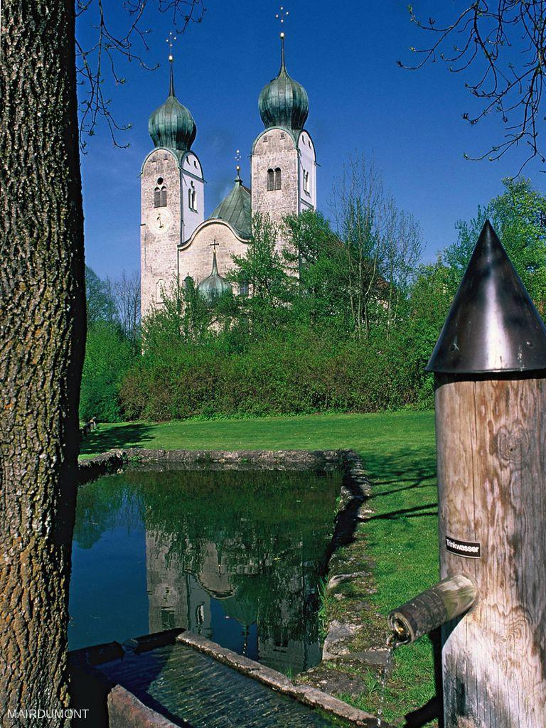 Stiftskirche Baumburg