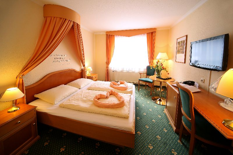 Superior-Zimmer im TRIHOTEL Rostock