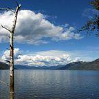 Norwegische Wolken