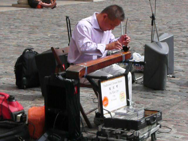 Artists - Covent Garden